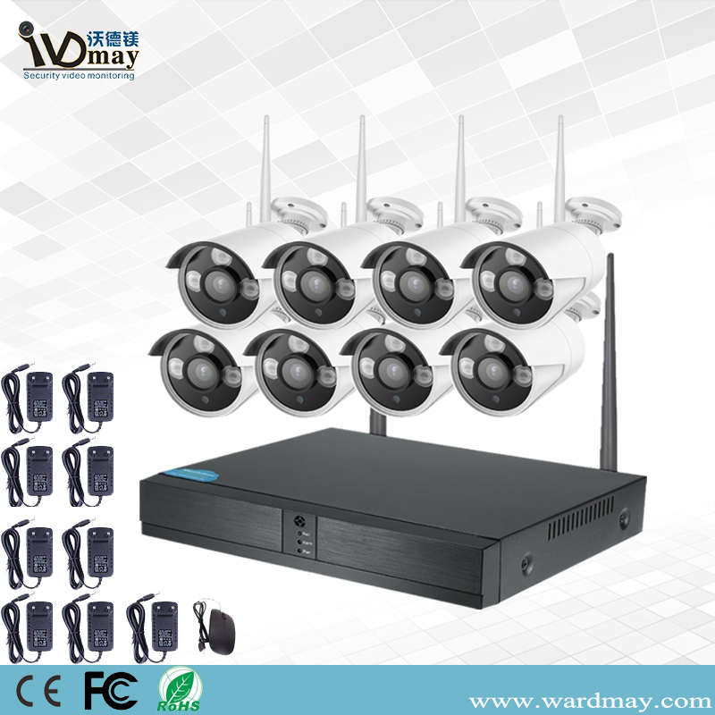 Wifi Nvr Kit 8 Channel