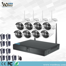 CCTV 8CH 720P Wireless Security Wifi NVR Kits