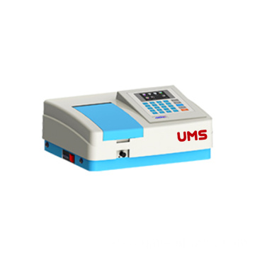 Single Beam UV/VIS Spectrophotometer