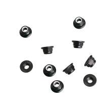 Anti-Theft Aluminum Serrated Nuts