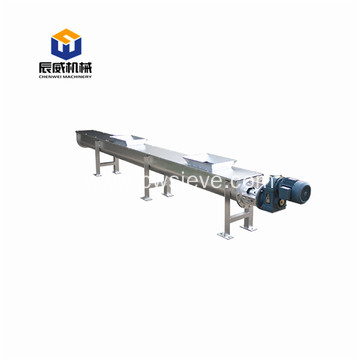 plastic granules feeding screw spiral conveyor
