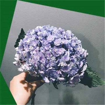 Decorative  artificial flower hydrangea