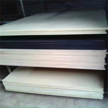 6MM Beige Color NYLON PA66 Sheet