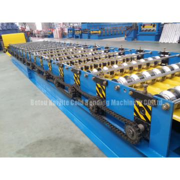 IBR Panel Roll Forming Machine For Roof