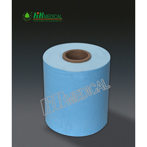 Special Design for PE Coated Tissue Paper Wrinkled paper Laminated with PE film with Perforation supply to Mali Supplier