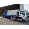ISUZU 15 Ton Hydraulic Waste Compression Trucks