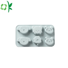 Polymorphic Silicone Heat-resistant Mold for Chocolate Candy