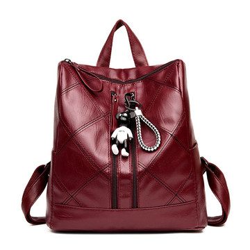 Normal travel outing fashion double shoulder lady bags