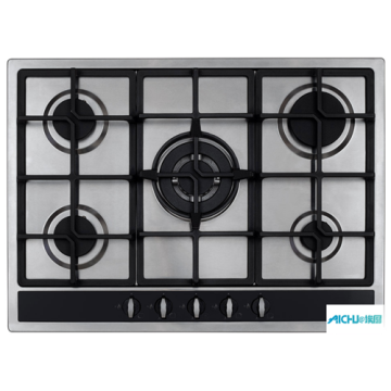 Five Burner Gas Hob in USA