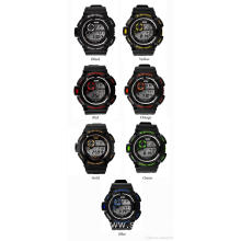Digital Military Water Resistant Date LED Sports Watches