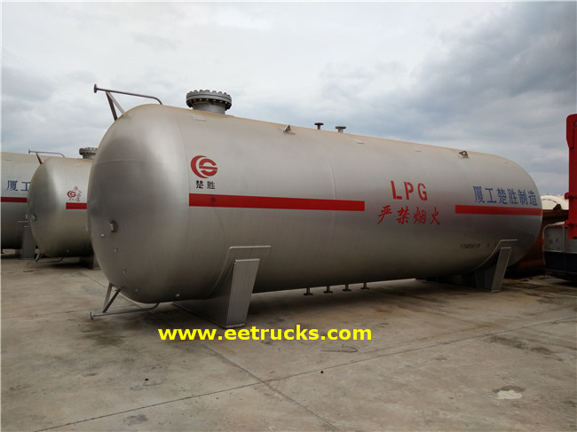 27 MT Bulk Propane Tanks