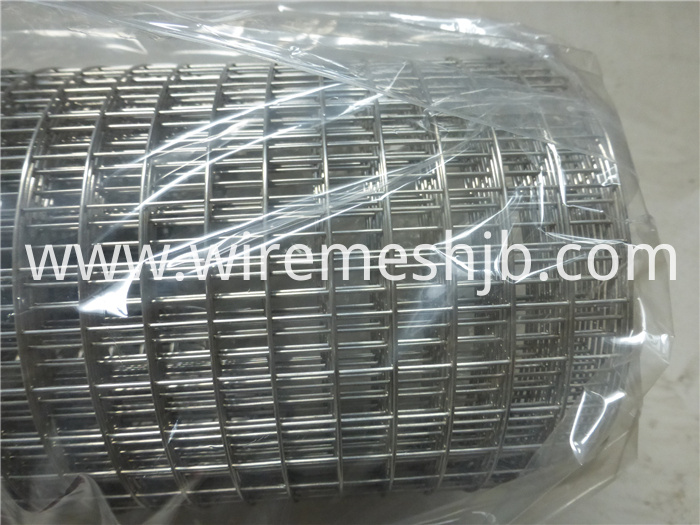 Stainless Steel Welded Mesh Rolls