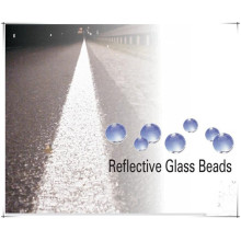 Road Traffic Lines Glass Beads