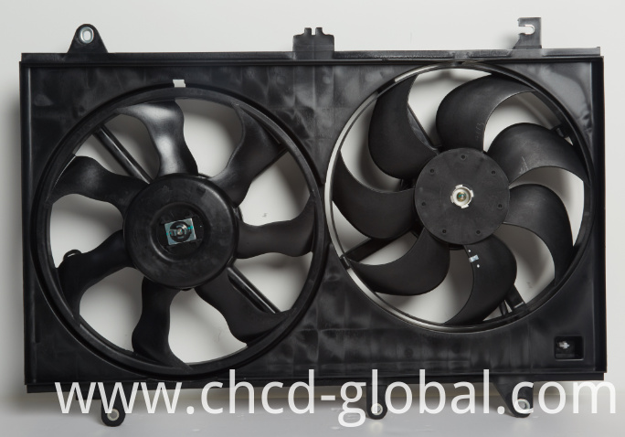Cooling Dual Fan Assy for Car