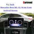 Mercedes ML GLE Radio Replacing Touch Screen