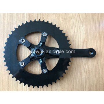 Black Color Bicycle Alloy Crankset