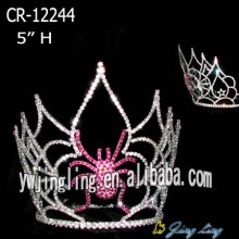 spider tiara halloween holiday crowns