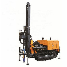800m DTH crawler drill rig for well drilling