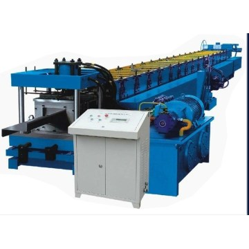 2018 DX hydraulic z purlin roll forming machine