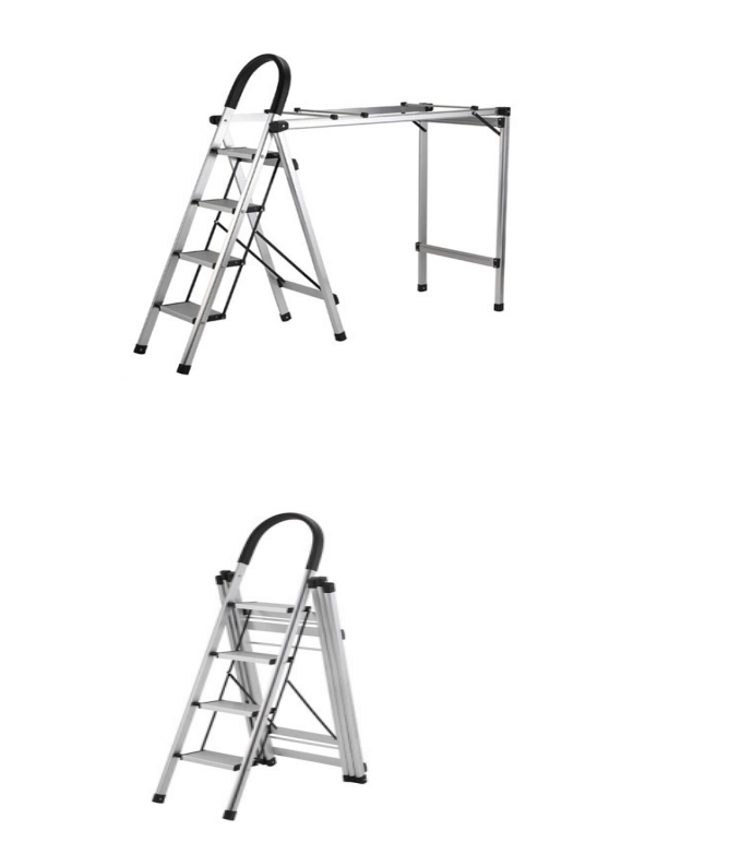 Household D Type Ladder