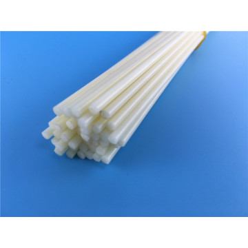 Fast Delivery for China ABS Rod,Plastic Rod,ABS Round Rod Exporters Beige Color Slim ABS Bar export to Japan Factories