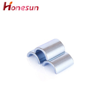Powerful N42 Arc Neodymium Magnet