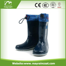 Horse Boots Print Waterproof Rain Boots Kids Children