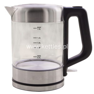 PriceList for  Electronic Glass Water Kettle Stove Top supply to Lesotho Manufacturers