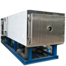 Customizable industrial mushroom lyophilization machine