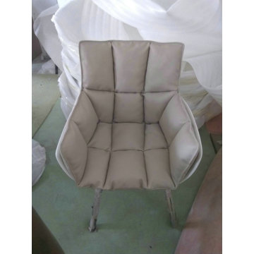 Replica modern husk chair for dining room
