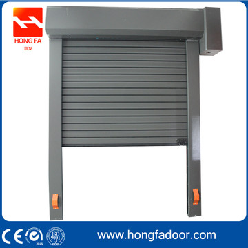 I-Electrical Aluminium Alloy Metal High Speed ​​Roller Door
