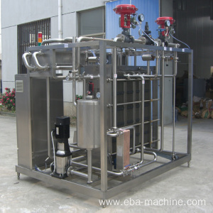 Plate-type Beverage Juice UHT Sterilizer
