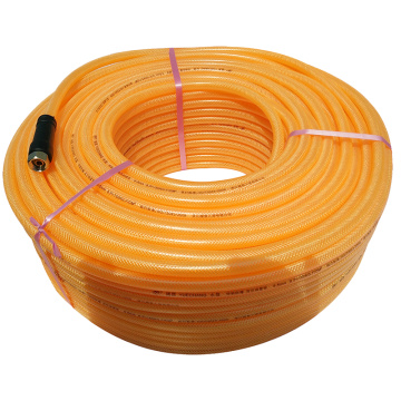 Transparent High Pressure Power Spray Hose
