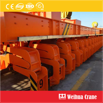 Crane Mobile Clamp Device