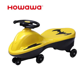 Batman style children swing car toys