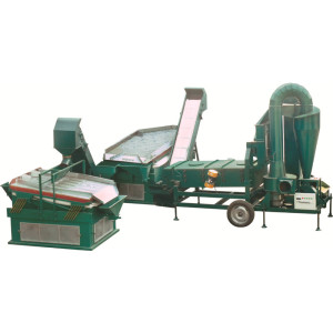 Grain Seed Bean Cleaning Line