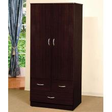 Good Quality for Bedroom Wardrobe Wooden Wardrobe  Closet Organizer Designs for Bedroom export to United States Supplier