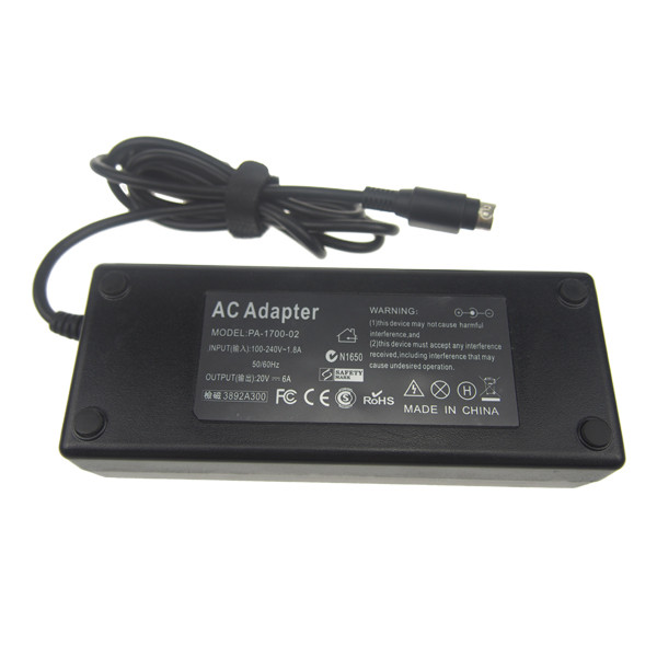 20v 6a ac adapter for acer