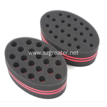 Miracle  Hair Twist Sponge Brush For Female