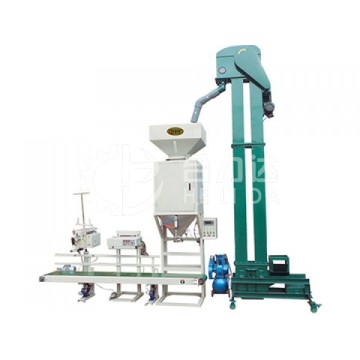 Seed green beans peas grain    packing machine