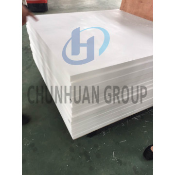 High Quanlity Virgin White PTFE Sheet