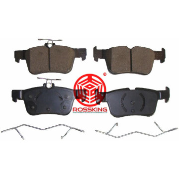 Brake pad set for Ford EDGE U387