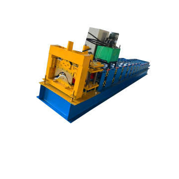 ridge cap roll forming machine for building