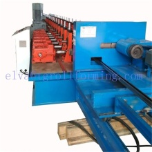 Hydraulic Steel Solar Supports Roll Forming Machine