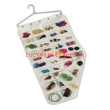 Hanging 80 Pockets Jewelry Organizer