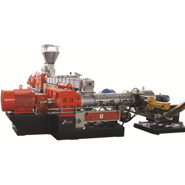 Low smoke free halogen cable wire  extruder