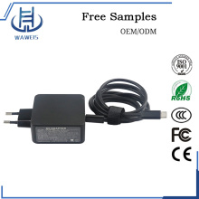 China Gold Supplier for Multi Usb Wall Charger Type-c Power Adapter Charger 45W CE FCC ROHS export to Ethiopia Supplier