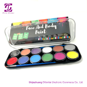 High Quality for Non Toxic Paint Set FDA Compliant Face Paint Party Set for kids export to French Guiana Manufacturer
