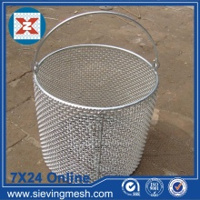 High Permance for Wire Mesh Baskets Metal Basket for Filter supply to Brunei Darussalam Importers