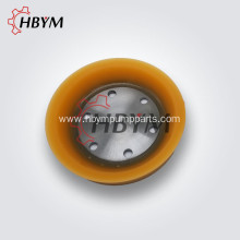 OEM/ODM for China Niigata Concrete Pump Spare Parts Manufacturer and Supplier Niigata Concrete Pump Parts Piston Head Cup export to Mayotte Manufacturer